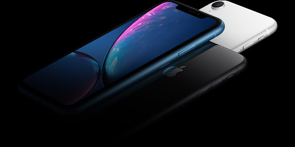 Apple announces iPhone XR