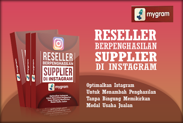 Reseller Berpenghasilan Supplier