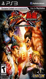 da0b27f22d - Street Fighter X Tekken [BLES01252] [PS3ISO]