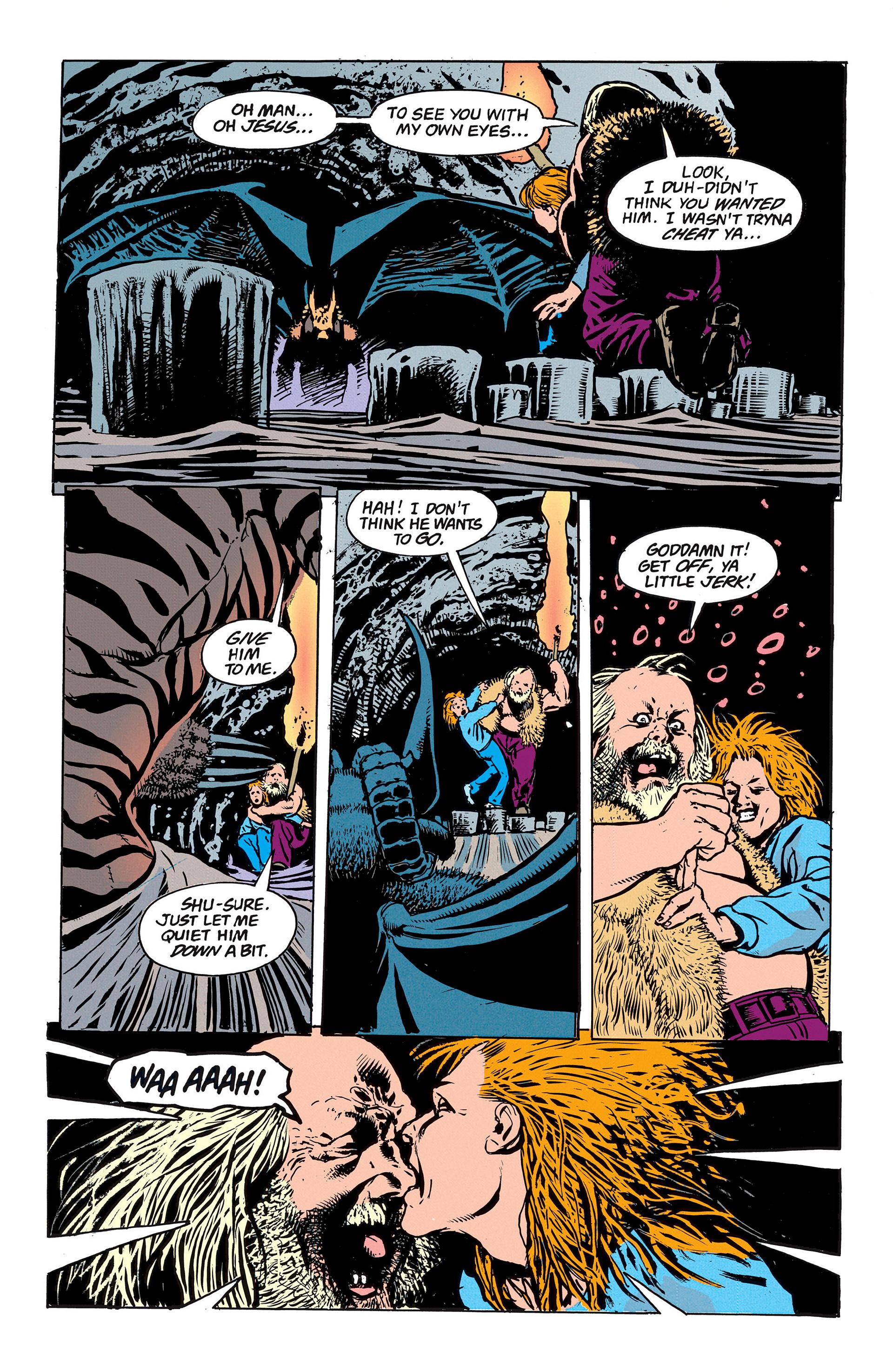 Read online Animal Man (1988) comic -  Issue #56 - 24
