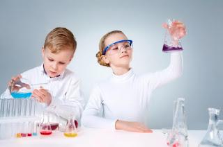 Niños Ciencia