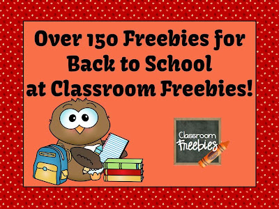 Fern Smith's post about Over 150 Back to School Freebies!