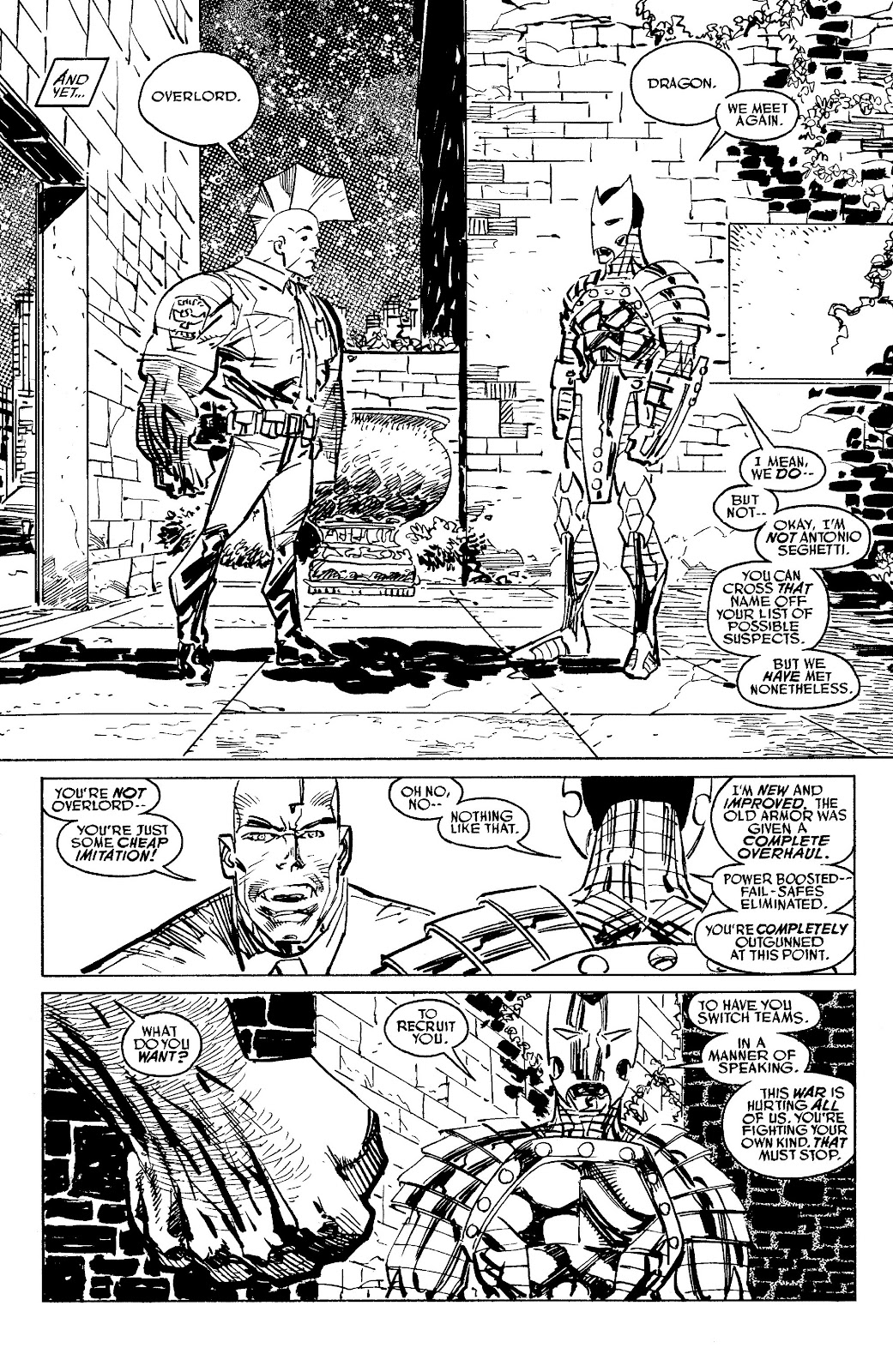 Read online Savage Dragon Archives comic -  Issue # TPB 6 (Part 6) - 3