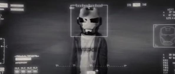 Iron-Man y Spider-Man se vieron las caras en la película Iron-Man 2