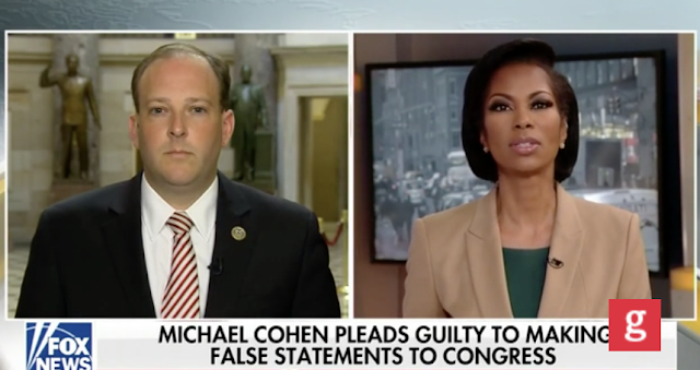 Rep Lee Zeldin (R-NY) on Cohen: Mueller's 'Star Witness Has Now Admitted To Being a Liar Criminally' :: Grabien - The Multimedia Marketplace