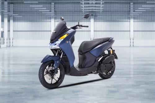 Yamaha Lexi S 2019