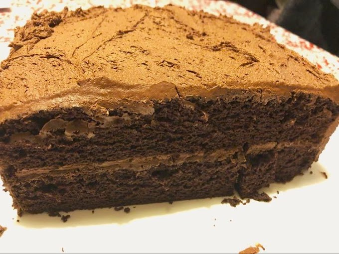 Chocolate Fudge Cake Recipe - Tasty Apron
