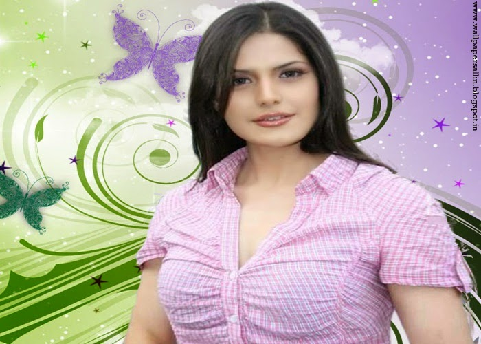 pics of zarine khan