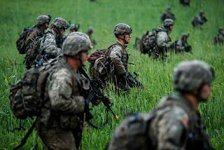 NATO Siap Latihan Perang di Dekat Rusia