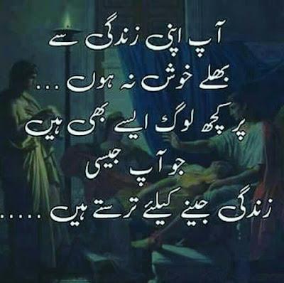Beautiful Quotes in Urdu on Life