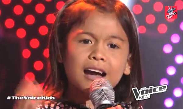 the voice kids champion lyca gairanod