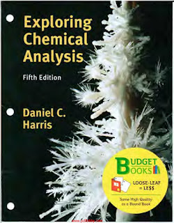 Exploring Chemical Analysis 5th Edition