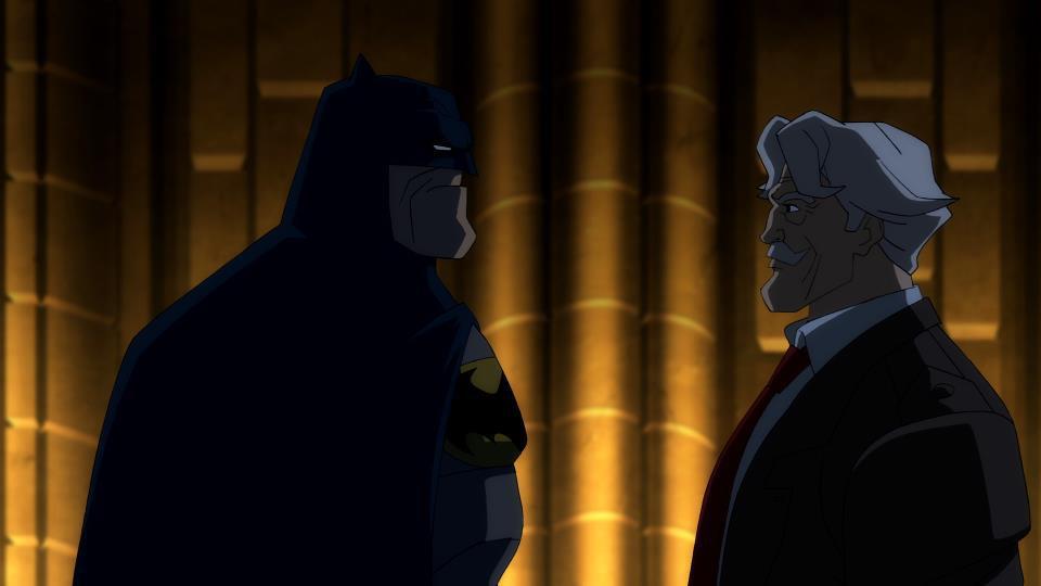 Batman: The Dark Knight Returns - Part 1