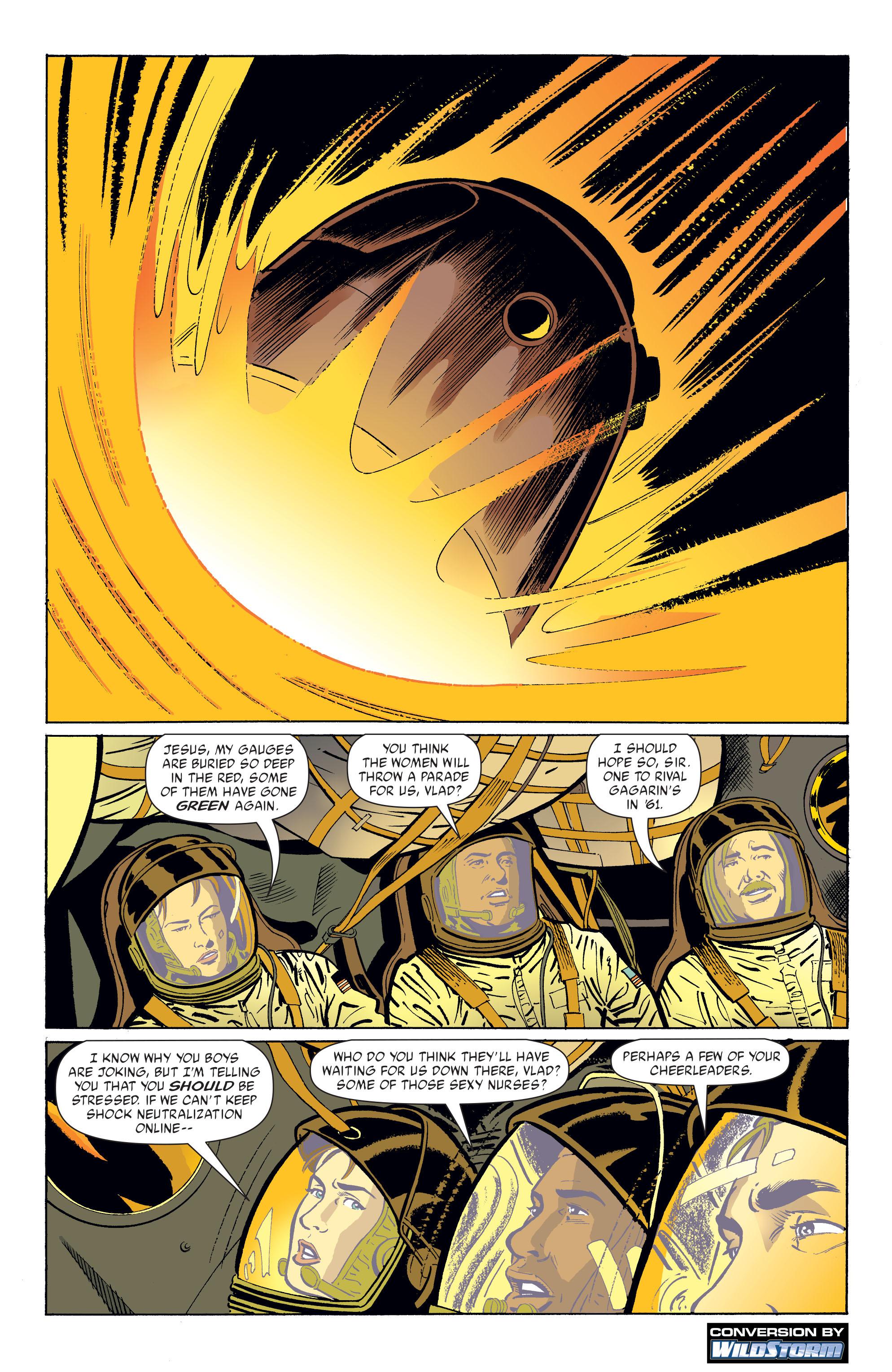 Y: The Last Man (2002) 14 Page 2