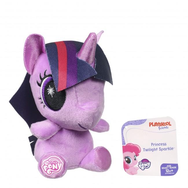 Playskool Chibi MLP plushies Appear Twilight