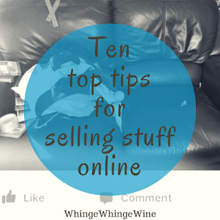 Ten top tips for selling stuff online: A compendium of facebook selling site fails
