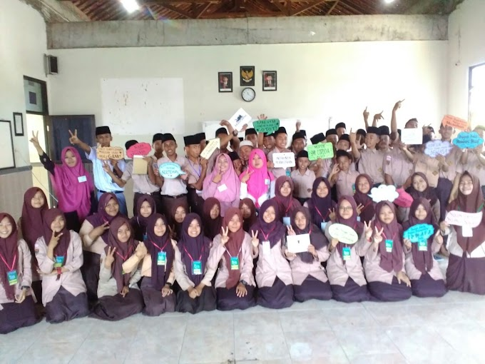 Peace Promotion IPMAFA Bersama SMK Cordova Berikan Training Perdamaian
