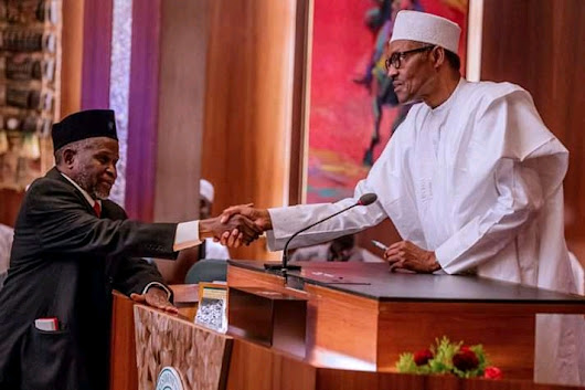 See The Legacy Buhari Promised To Leave If He Doesn't Win