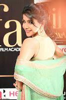 Sakshi Agarwal in Transparent Sleevelss Tight Gown at IIFA Utsavam Awards 007.JPG