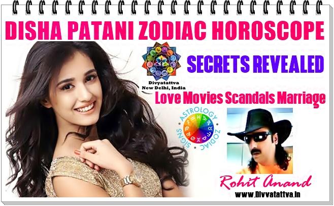 Disha Patani Love Astrology Zodiac Horoscope Birth Charts Janam Kundli