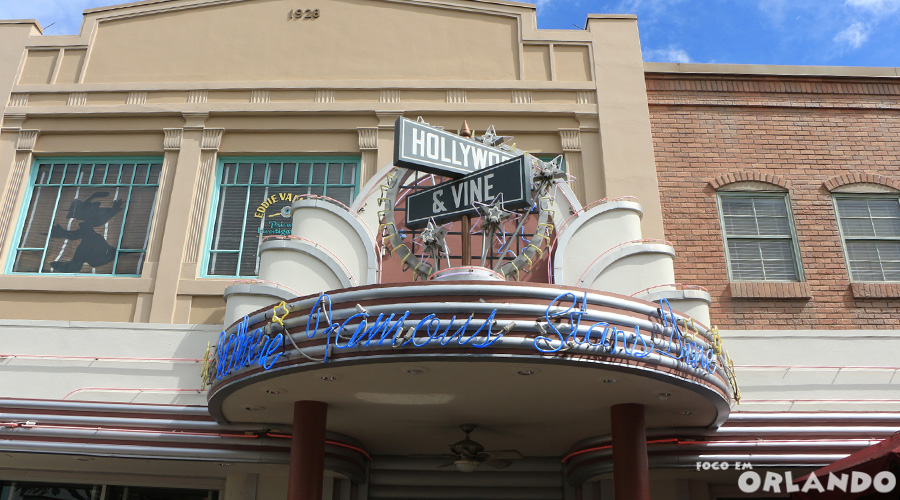 Hollywood & Vine, Disney's Hollywood Studios, Orlando