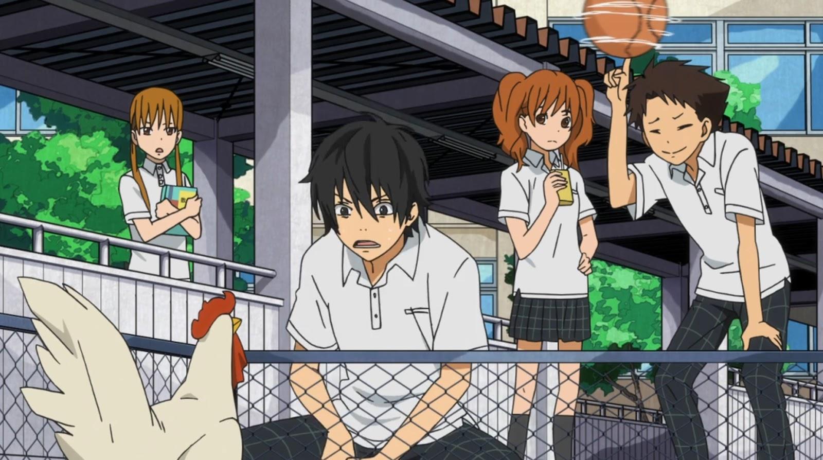 Tonari no Kaibutsu-kun – Episódio 06