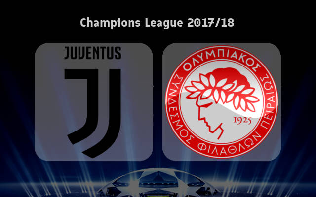 Juventus vs Olympiacos Full Match & Highlights 26 September 2017