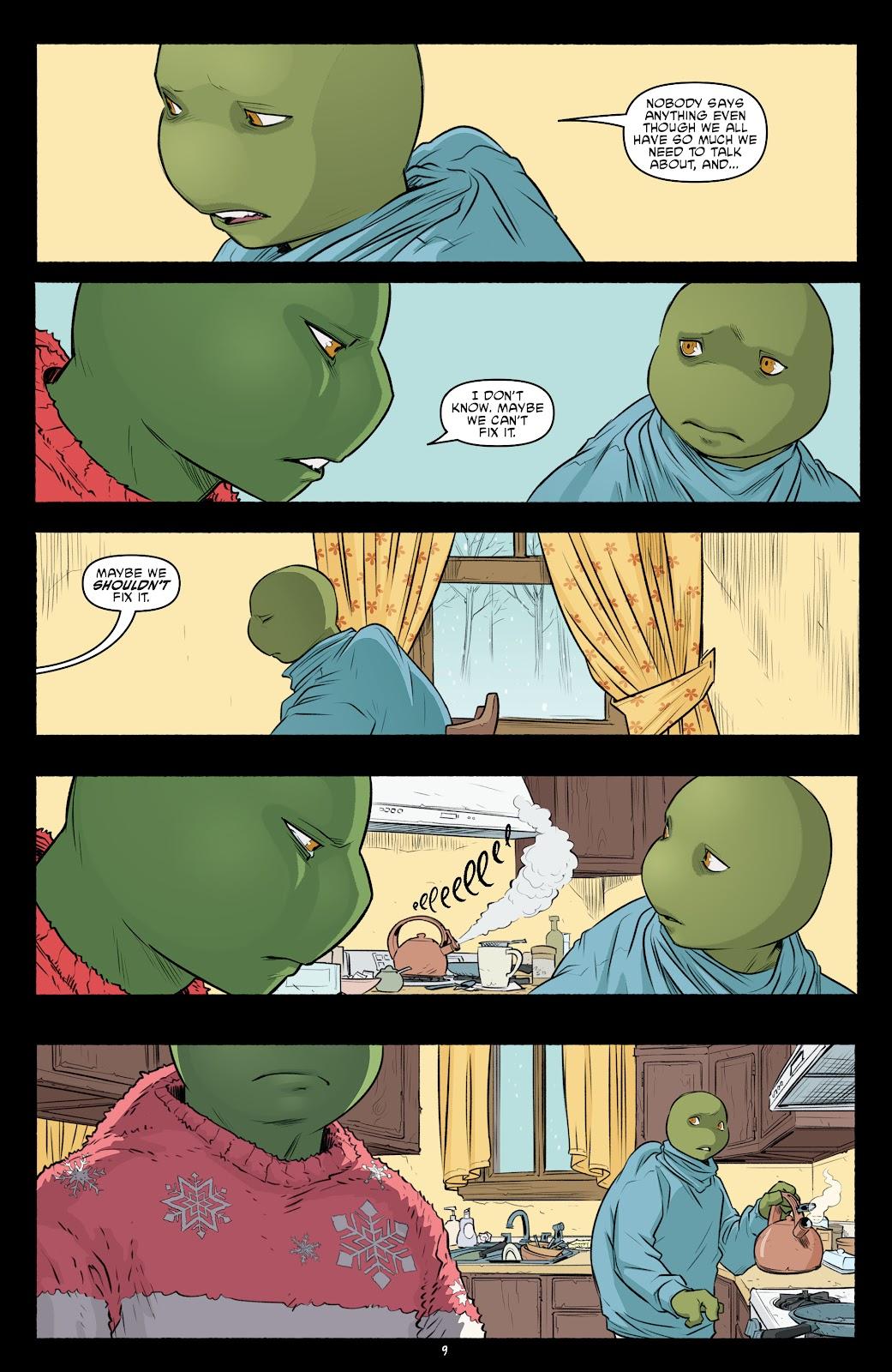 Read online Teenage Mutant Ninja Turtles (2011) comic -  Issue #102 - 11