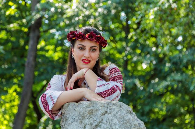 Shooting foto Madalina