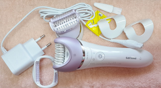 Philips Satinelle Advanced, BRE630/00, Wet & Dry Epilator, Review, Photos, Price, pain free hair removal