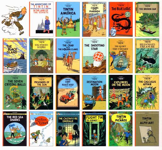 Tintin Comics Pdf In English
