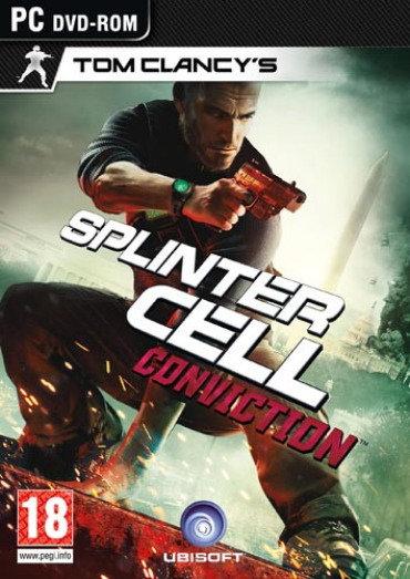 947 Tom Clancys Splinter Cell Conviction PC Game