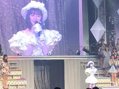 NMB48 Ichikawa Miori announces graduation
