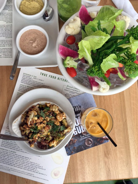 From Turmeric To Kale, To Quinoa And Every In Season Veggie Imaginable   True  Food Kitchen Has Everyoneu0027s Best Interest In Mind When It Comes To Nutrition .