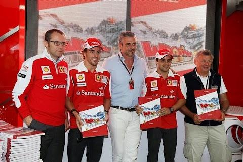 Ferrari appoints Maurizio Arrivabene to lead Gestione Sportiva