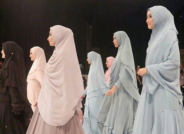Muslimah Yang Bisa Dikatakan Muslimah Hebat Itu Yang Mempunyai 5 Tanda Berikut Ini !!