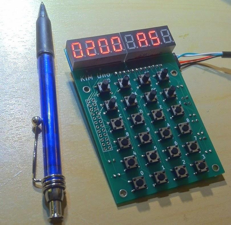 6502 Microchess on an Arduino | Obsolescence Guaranteed