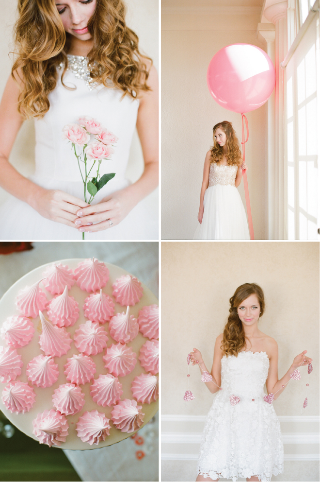 Valentine\'s Day Wedding Inspiration and Ideas - Belle The Magazine