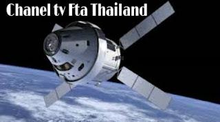 Daftar Nama Channel Tv FTa Thailand