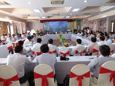 Toàn cảnh hội thảo giải pháp phát triển du lịch Vĩnh Long