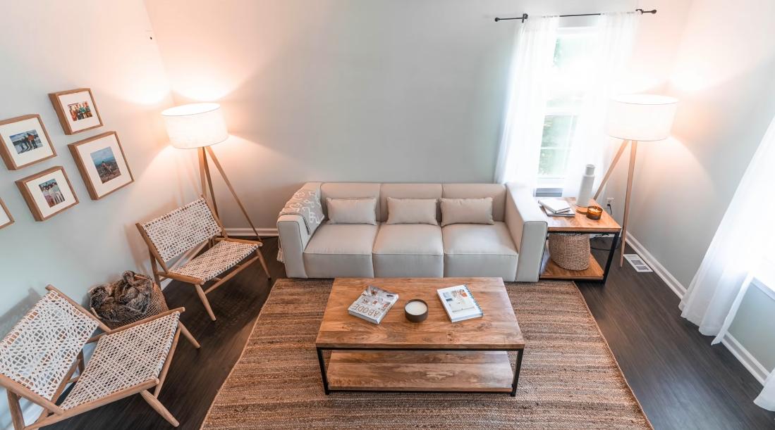How To Transform Living Room vs. 13 Interior Design Photos