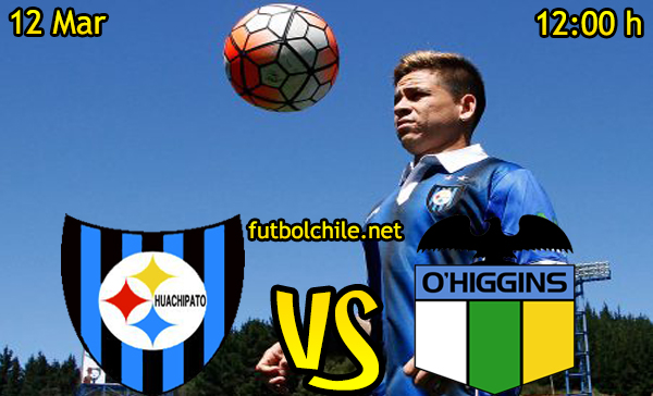 Ver stream hd youtube facebook movil android ios iphone table ipad windows mac linux resultado en vivo, online: Huachipato vs O'Higgins