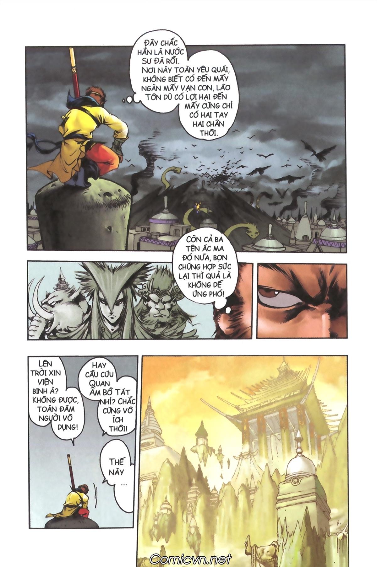 Tây Du Ký màu - Chapter 123 - Pic 5