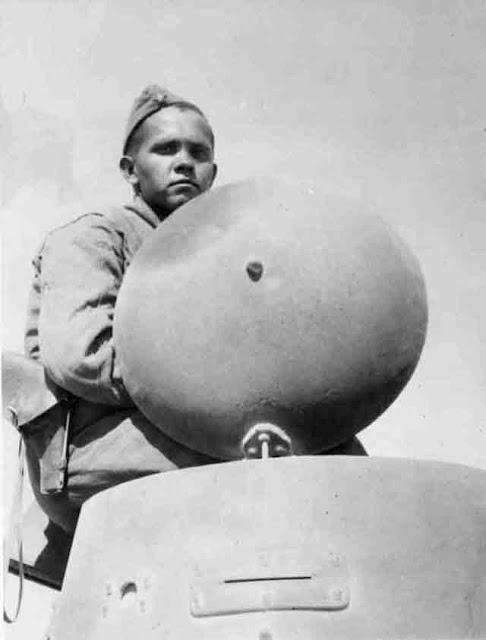 Soviet tanker in Iran, 5 December 1941 worldwartwo.filminspector.com