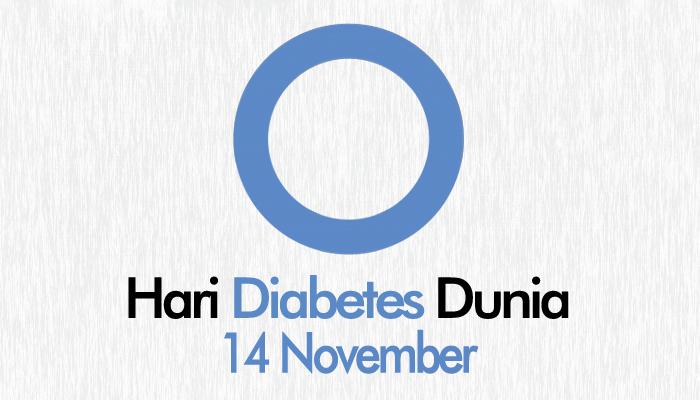 Hari Diabetes Dunia Sebagai Kampanye Pencegahan Diabetes melitus