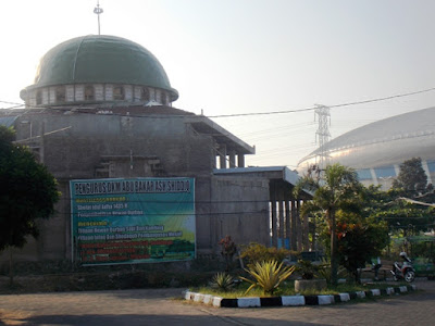 Masjid Raya GCA