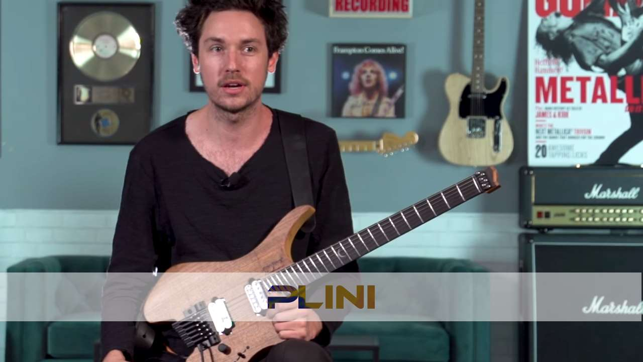 Plini Turns Your Power Chords Into Awesome Prog Riffs