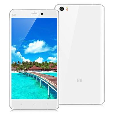 Specs Xiaomi Mi Note 1