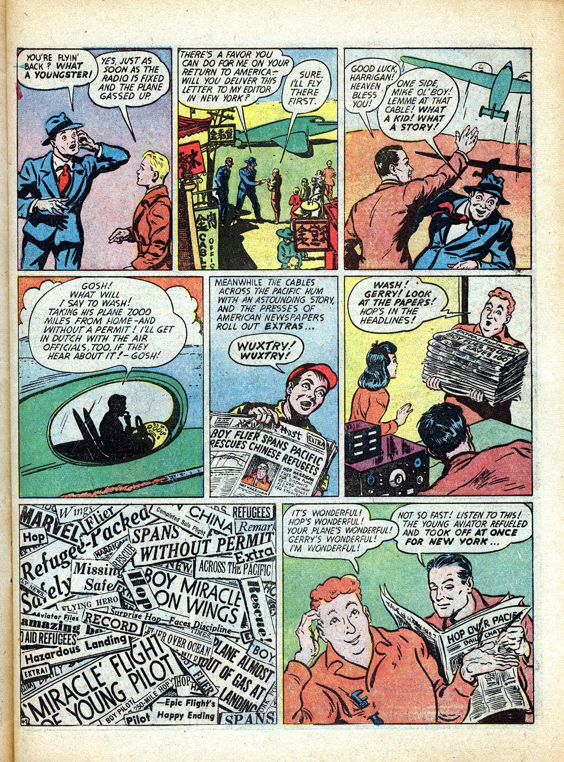 Read online All-American Comics (1939) comic -  Issue #12 - 19