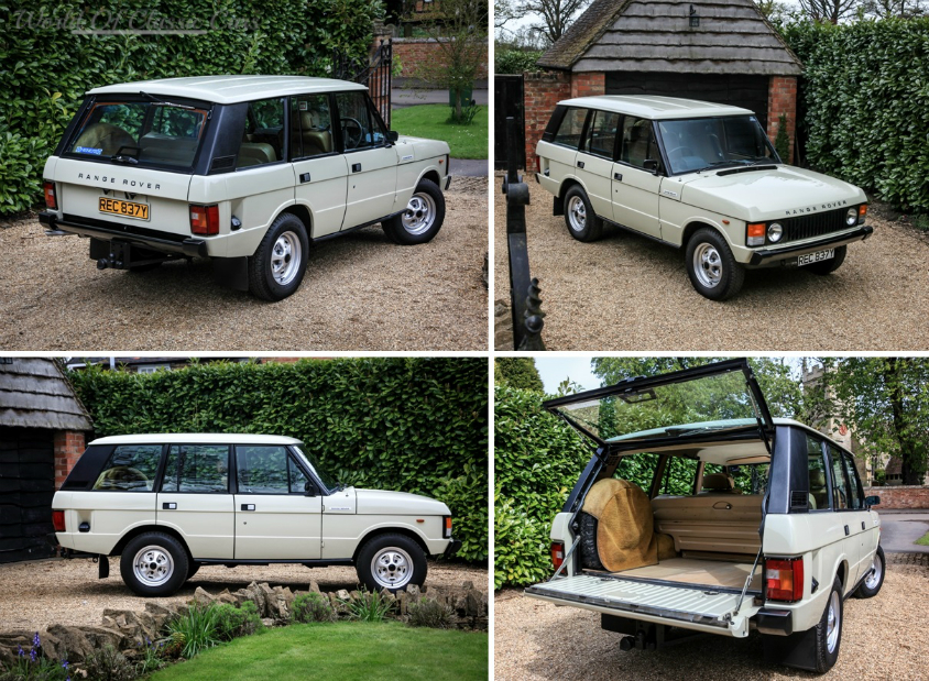 World Of Classic Cars: Range Rover 1982 - World Of Classic